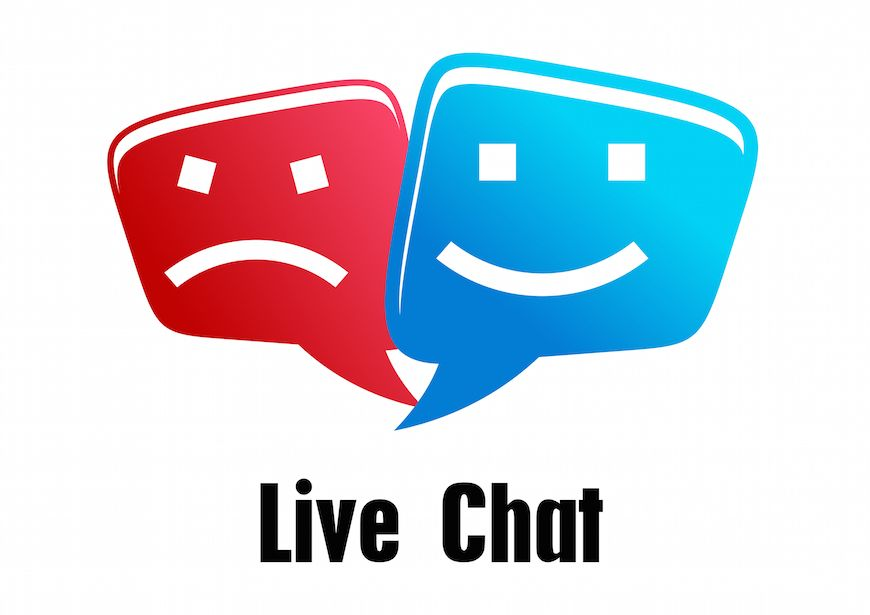 Picture symbolizing live chat lead generation strategies.