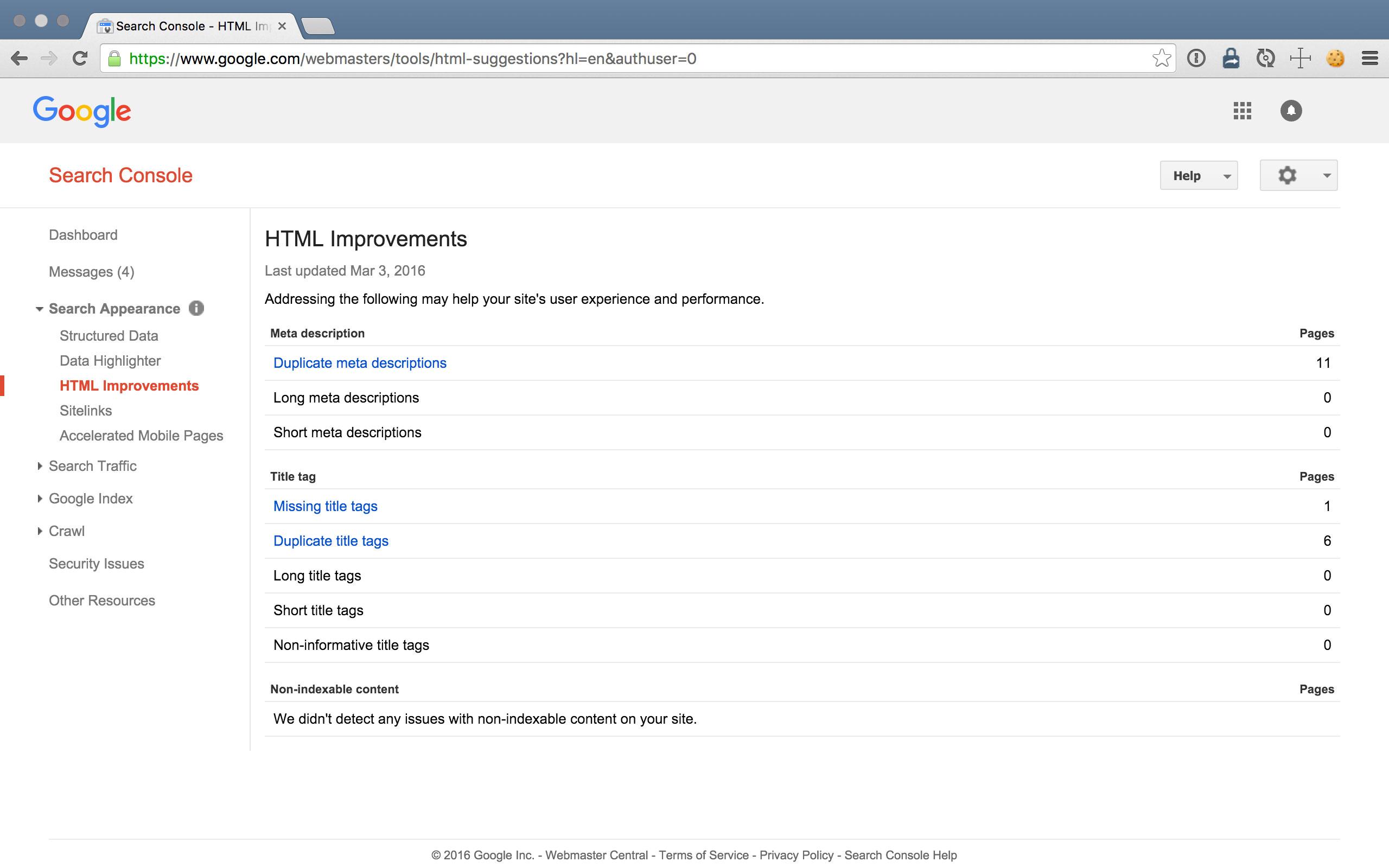 search-console-html-improvements