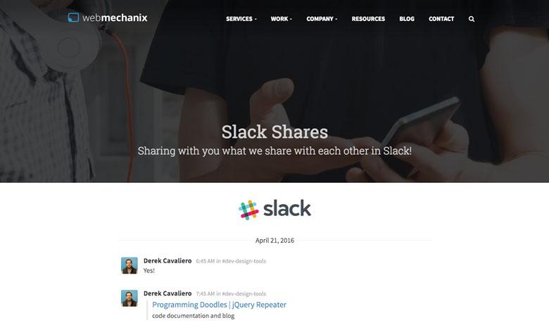 slack-shares
