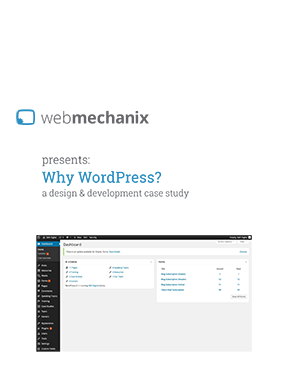 Free Whitepaper: Why WordPress?