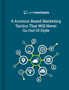 Guide To Account-Based Marketing Tactics