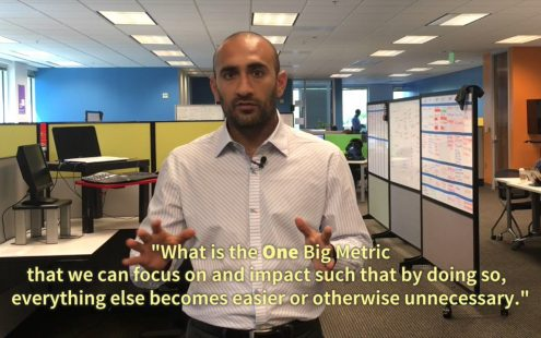 Video: The One Big Metric, Our Secret To Attracting B2B Leads Like A Magnet