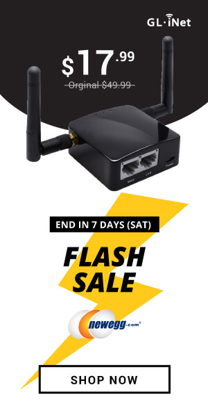 Newegg Flash Sale display ad example