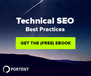 Technical SEO best practices ad example