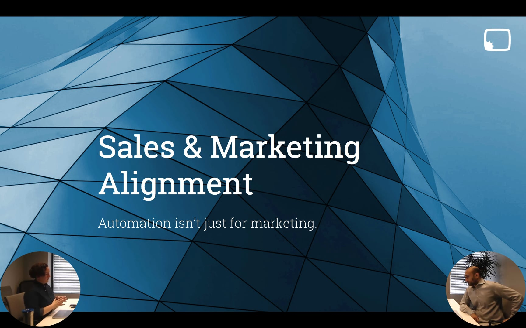 Webinar • Master Class in B2B SaaS: Sales and Marketing Automation