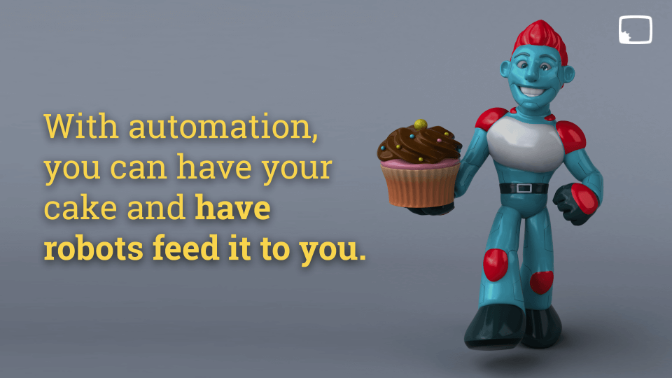 marketing automation robots