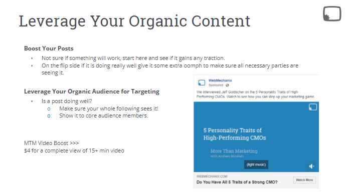 How to leverage organic social media for software