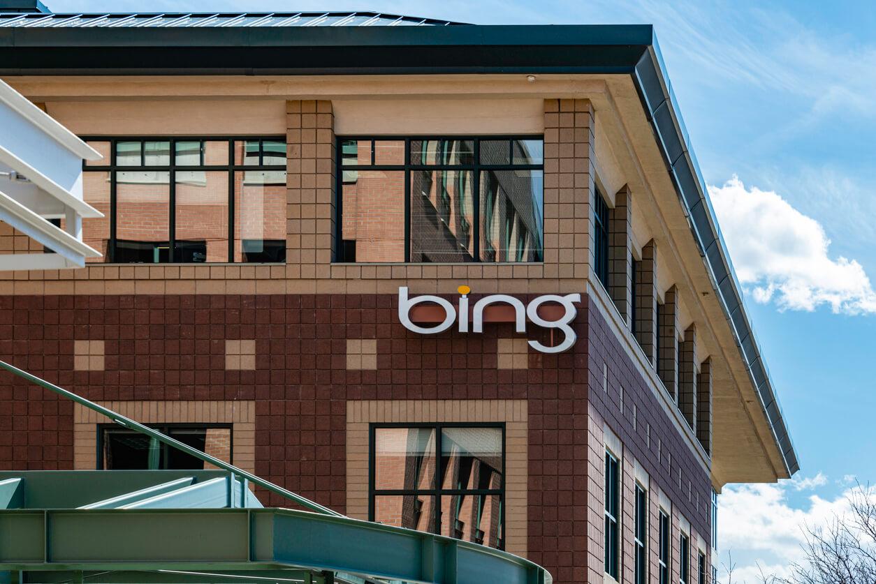 Bing building