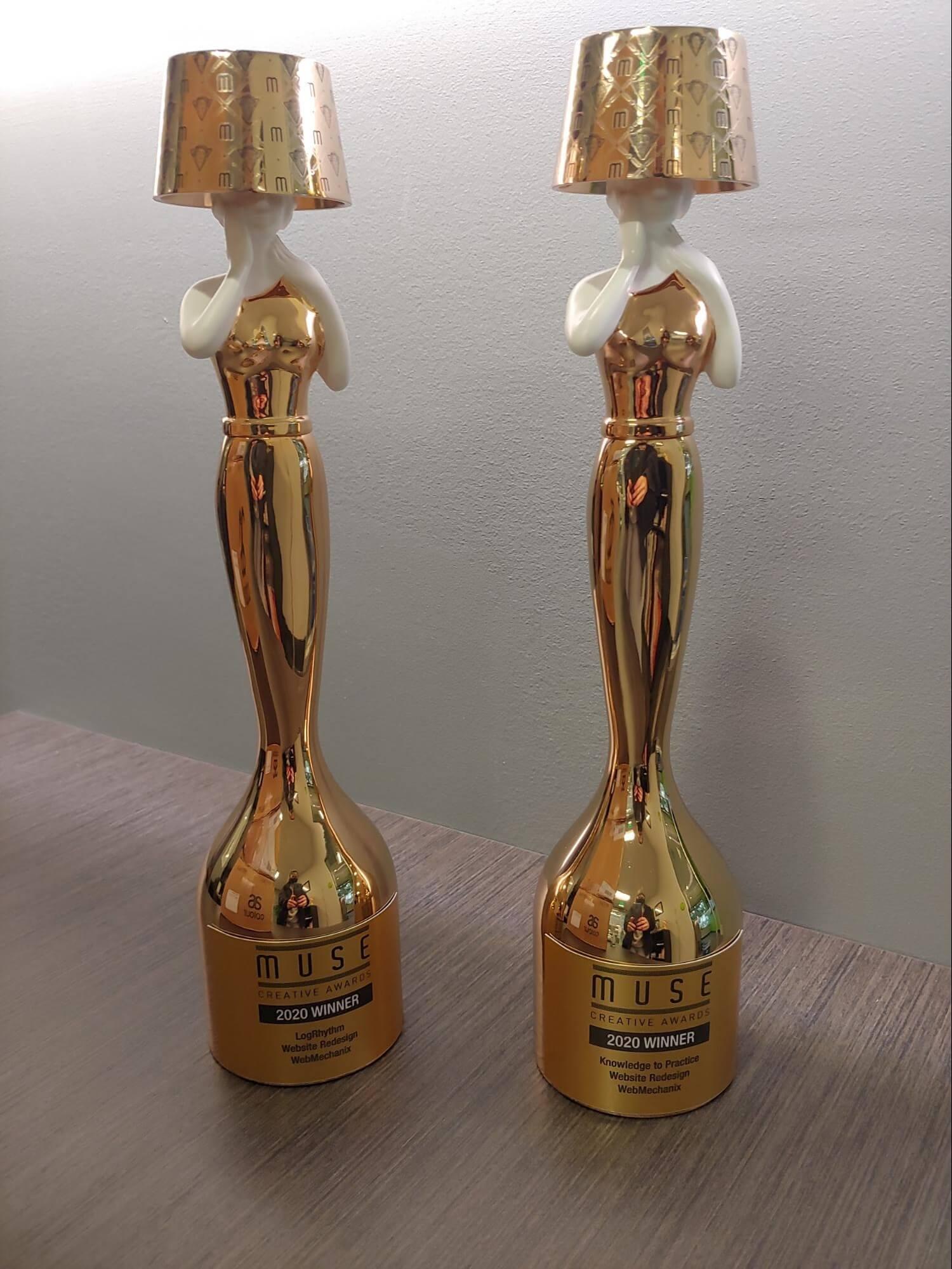 2020 Muse Award Winner