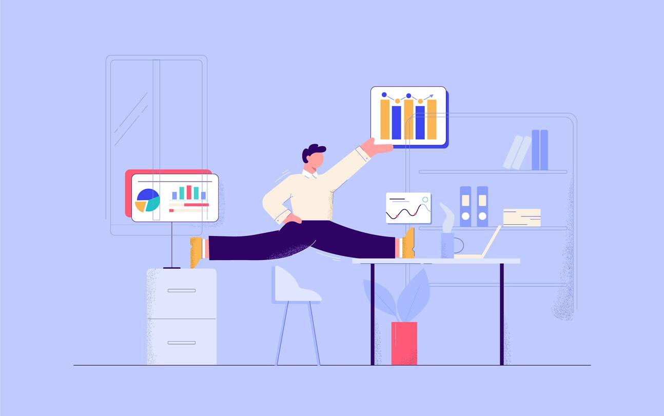 Flexibility in managing a team