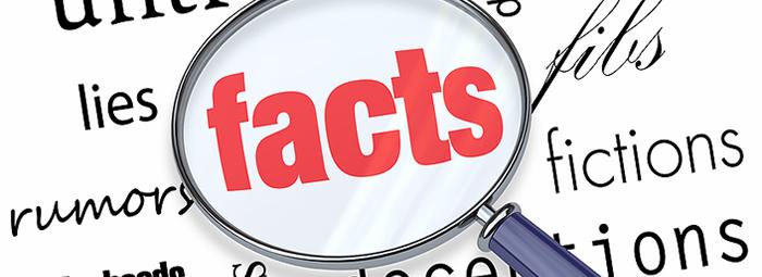 Keeping Content Legal Facts Fiction Deception
